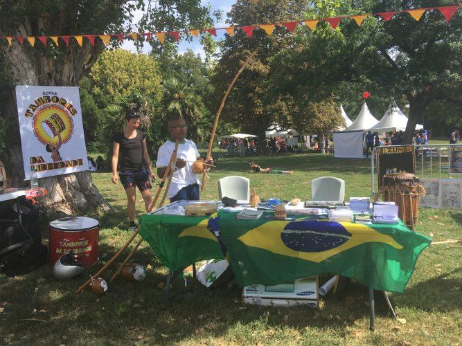 Stand Capoeirart 2019